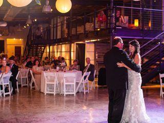 The wedding of Andrew and Amanda 1
