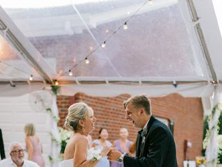 The wedding of Sean and Polina 1