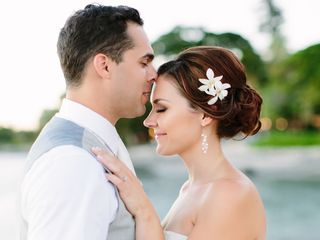 The wedding of Justin and Emily