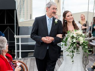Rebecca and Andrew's Wedding in Philadelphia, Pennsylvania 8