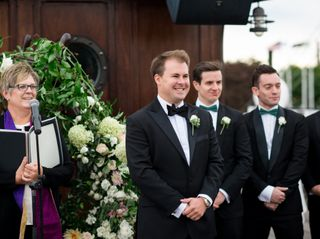 Rebecca and Andrew's Wedding in Philadelphia, Pennsylvania 9