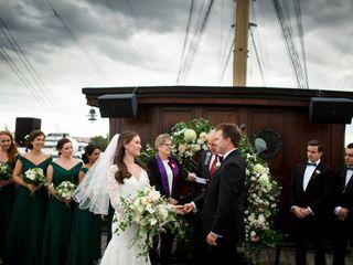 Rebecca and Andrew's Wedding in Philadelphia, Pennsylvania 10