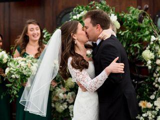 Rebecca and Andrew's Wedding in Philadelphia, Pennsylvania 11