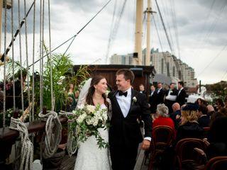 Rebecca and Andrew's Wedding in Philadelphia, Pennsylvania 12