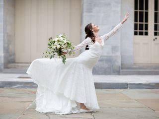 Rebecca and Andrew's Wedding in Philadelphia, Pennsylvania 3