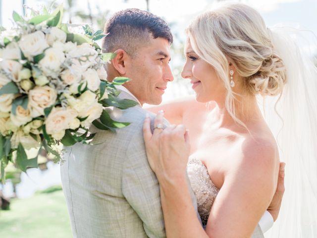 Antonio and Kirsten's Wedding in Lahaina, Hawaii 1