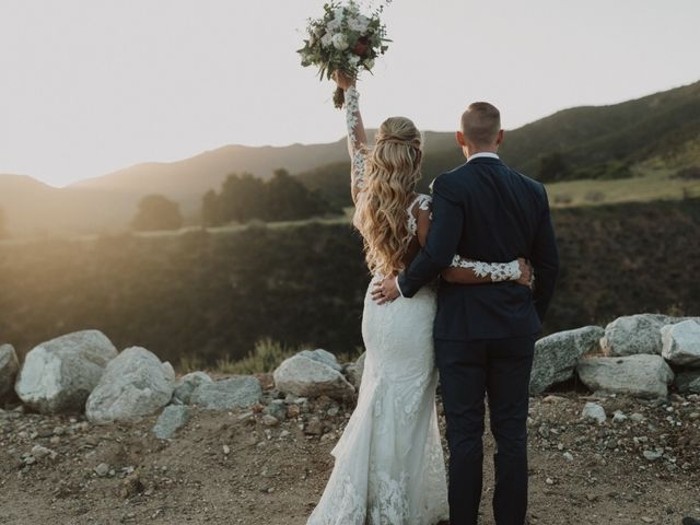 Ryan  and Brittany 's Wedding in Yucaipa, California 1