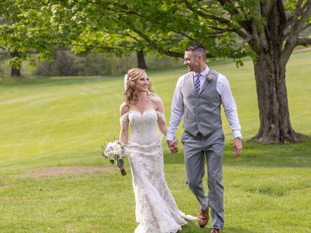 Matthew and Pamela's Wedding in Rutland, Vermont 1