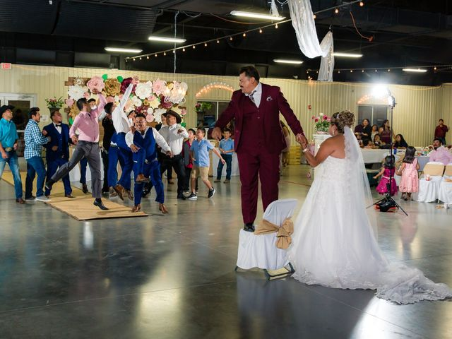 Jessica and Lauro's Wedding in Dripping Springs, Texas 9