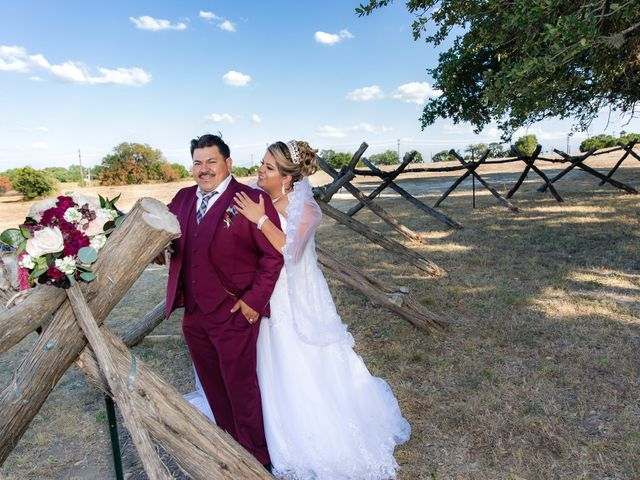 Jessica and Lauro's Wedding in Dripping Springs, Texas 1