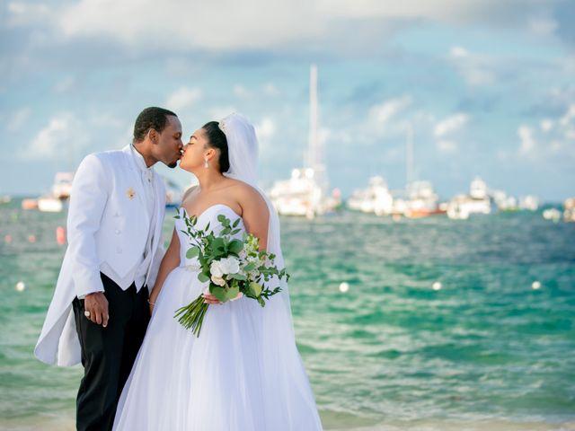 The wedding of Amanda and Robert