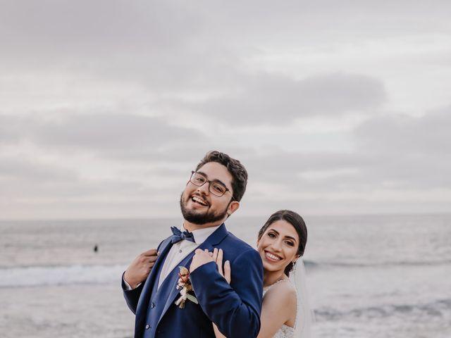 Aaron and Suise's Wedding in La Jolla, California 64
