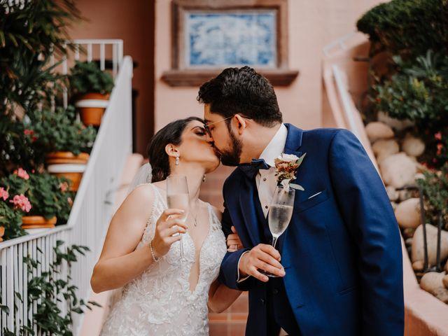 Aaron and Suise's Wedding in La Jolla, California 50
