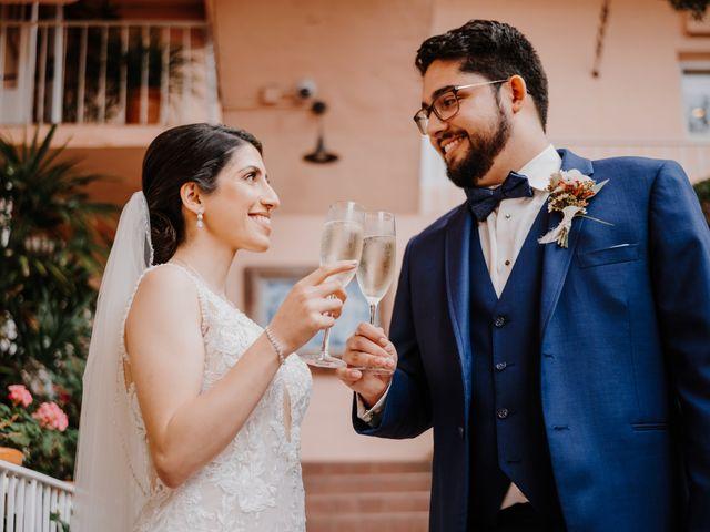 Aaron and Suise's Wedding in La Jolla, California 48