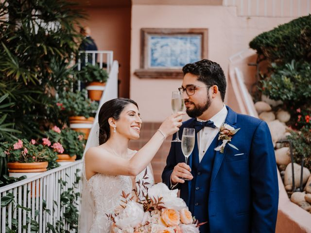 Aaron and Suise's Wedding in La Jolla, California 49