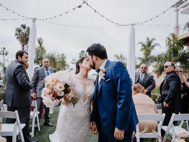 Aaron and Suise's Wedding in La Jolla, California 46