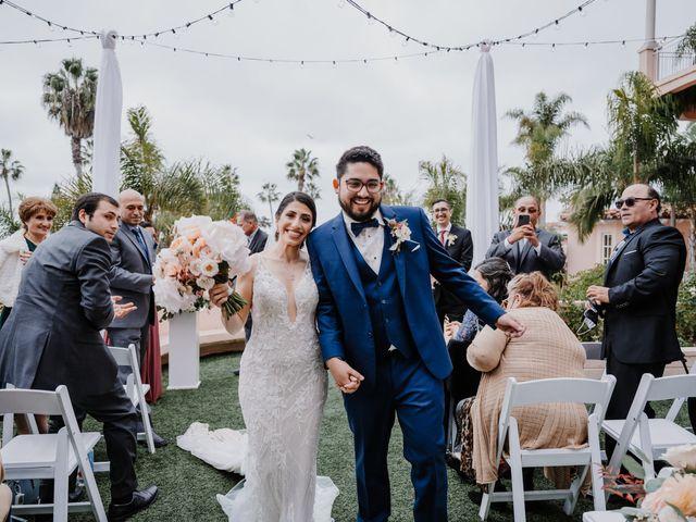 Aaron and Suise's Wedding in La Jolla, California 45