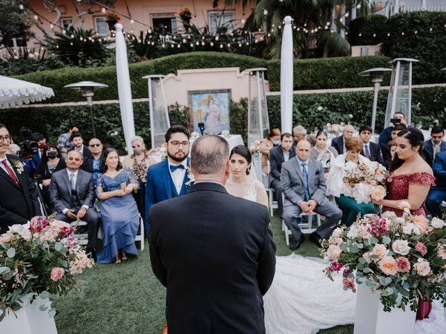 Aaron and Suise's Wedding in La Jolla, California 41