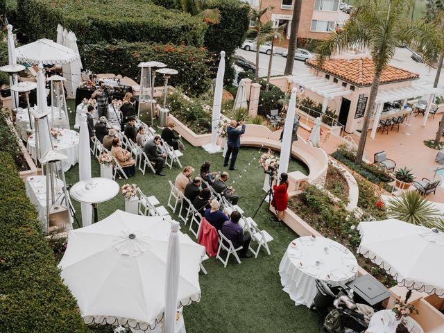 Aaron and Suise's Wedding in La Jolla, California 33