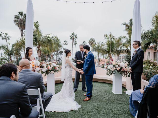 Aaron and Suise's Wedding in La Jolla, California 34
