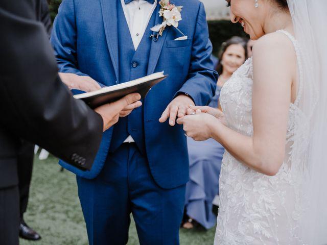 Aaron and Suise's Wedding in La Jolla, California 40