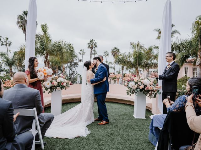 Aaron and Suise's Wedding in La Jolla, California 42
