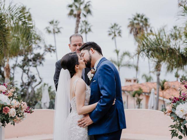 Aaron and Suise's Wedding in La Jolla, California 44