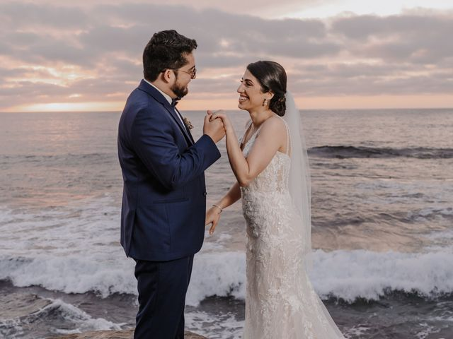 Aaron and Suise's Wedding in La Jolla, California 58