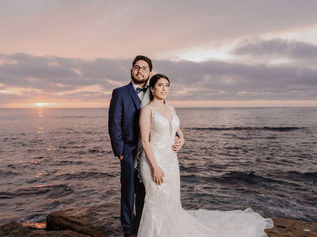Aaron and Suise's Wedding in La Jolla, California 60