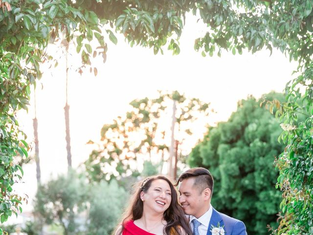 James and Amy's Wedding in San Diego, California 3