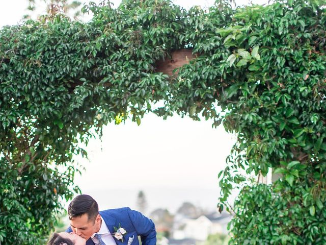James and Amy's Wedding in San Diego, California 4