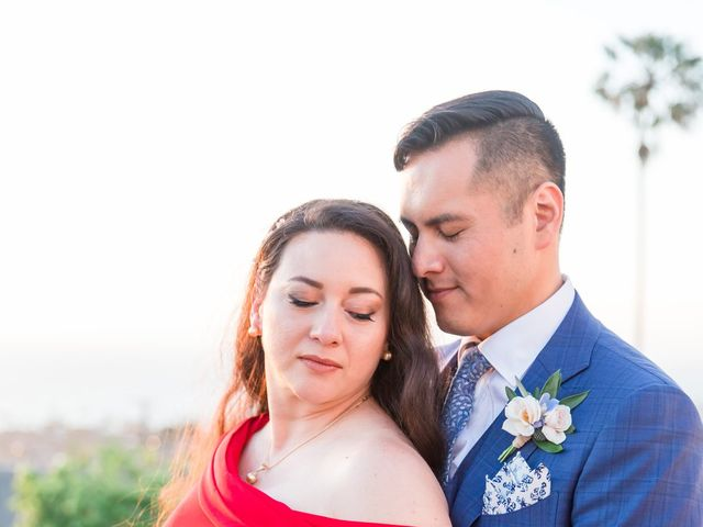 James and Amy's Wedding in San Diego, California 5