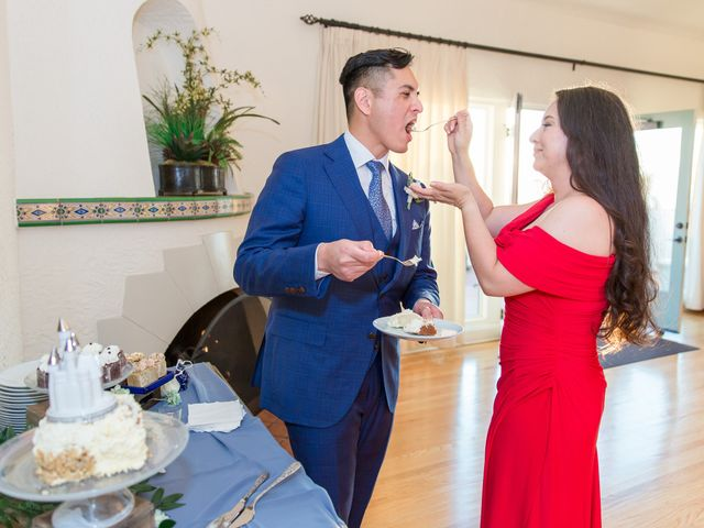 James and Amy's Wedding in San Diego, California 7
