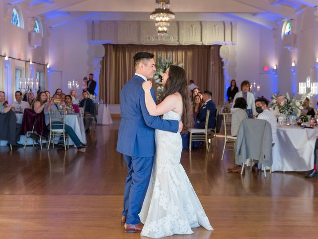 James and Amy's Wedding in San Diego, California 9