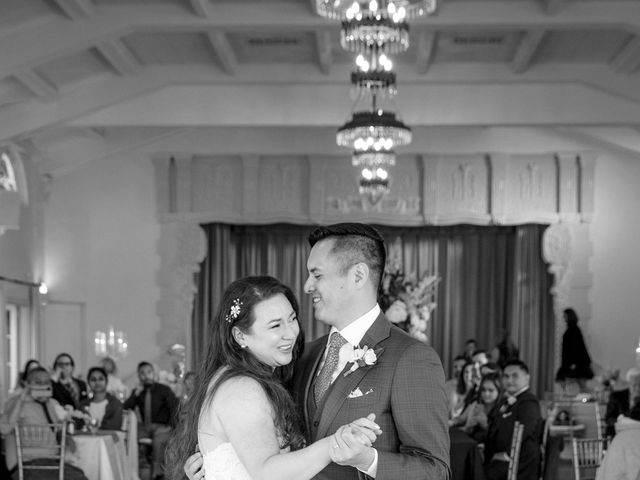 James and Amy's Wedding in San Diego, California 11