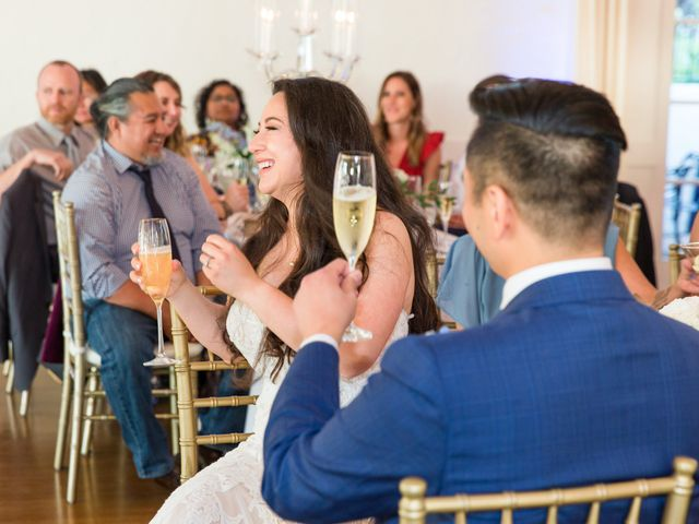 James and Amy's Wedding in San Diego, California 14