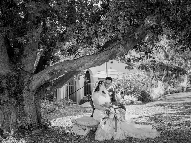 James and Amy's Wedding in San Diego, California 15