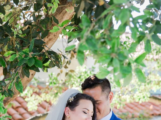 James and Amy's Wedding in San Diego, California 20