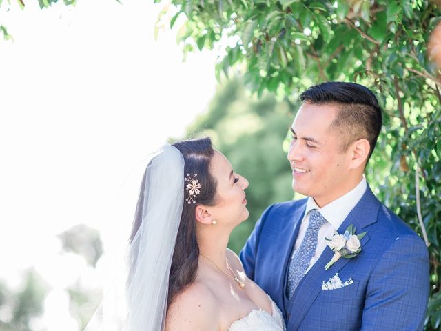 James and Amy's Wedding in San Diego, California 22