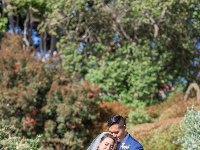 James and Amy's Wedding in San Diego, California 25