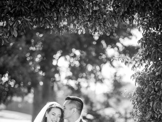 James and Amy's Wedding in San Diego, California 36