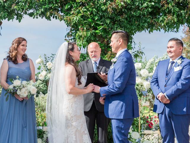 James and Amy's Wedding in San Diego, California 41
