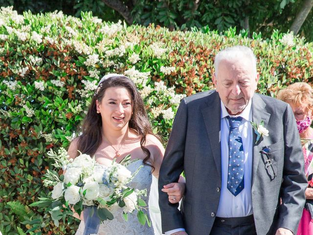 James and Amy's Wedding in San Diego, California 45