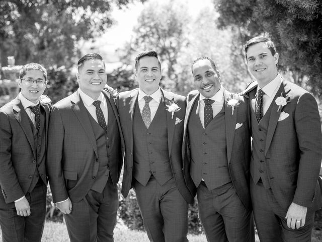 James and Amy's Wedding in San Diego, California 50