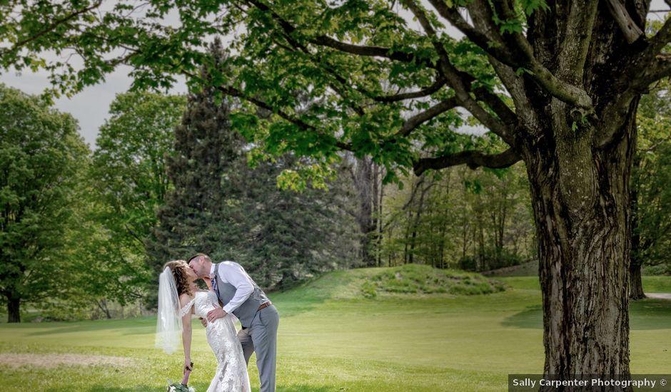 Matthew and Pamela's Wedding in Rutland, Vermont
