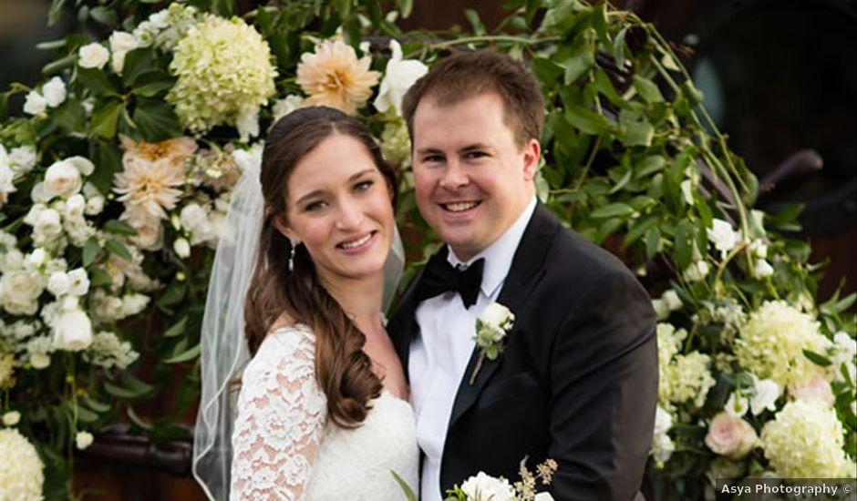 Rebecca and Andrew's Wedding in Philadelphia, Pennsylvania