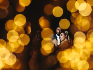The wedding of Mirna and Askam