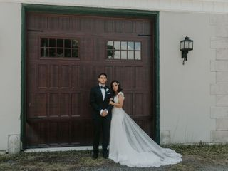 The wedding of Armin and Lena