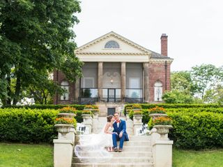 The wedding of Briana and Kyle