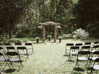 The wedding of Robin and Roberto 1